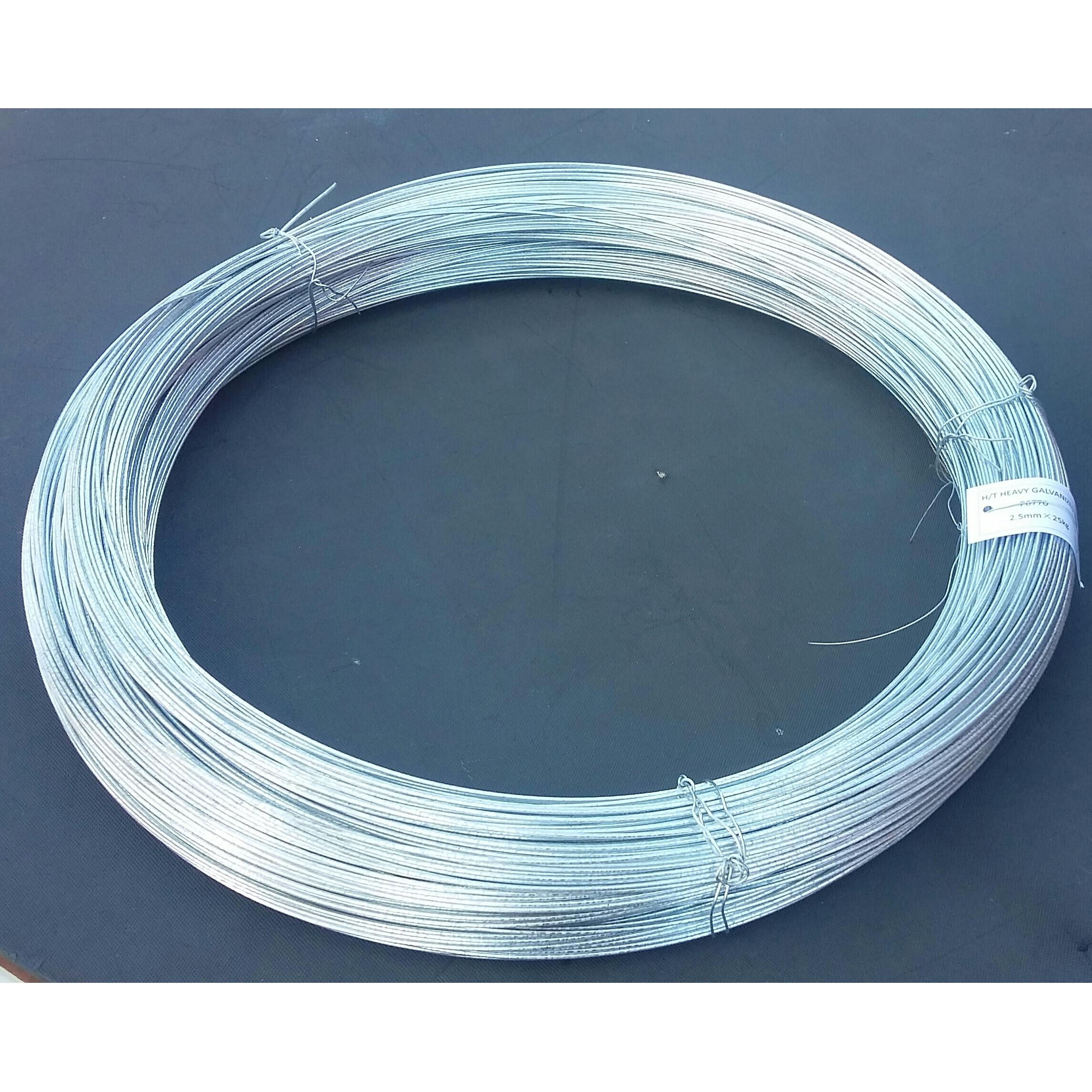 Plain Wire, 2.5mm High Tensile - 25kg - FARM RELIEF DONEGAL ...