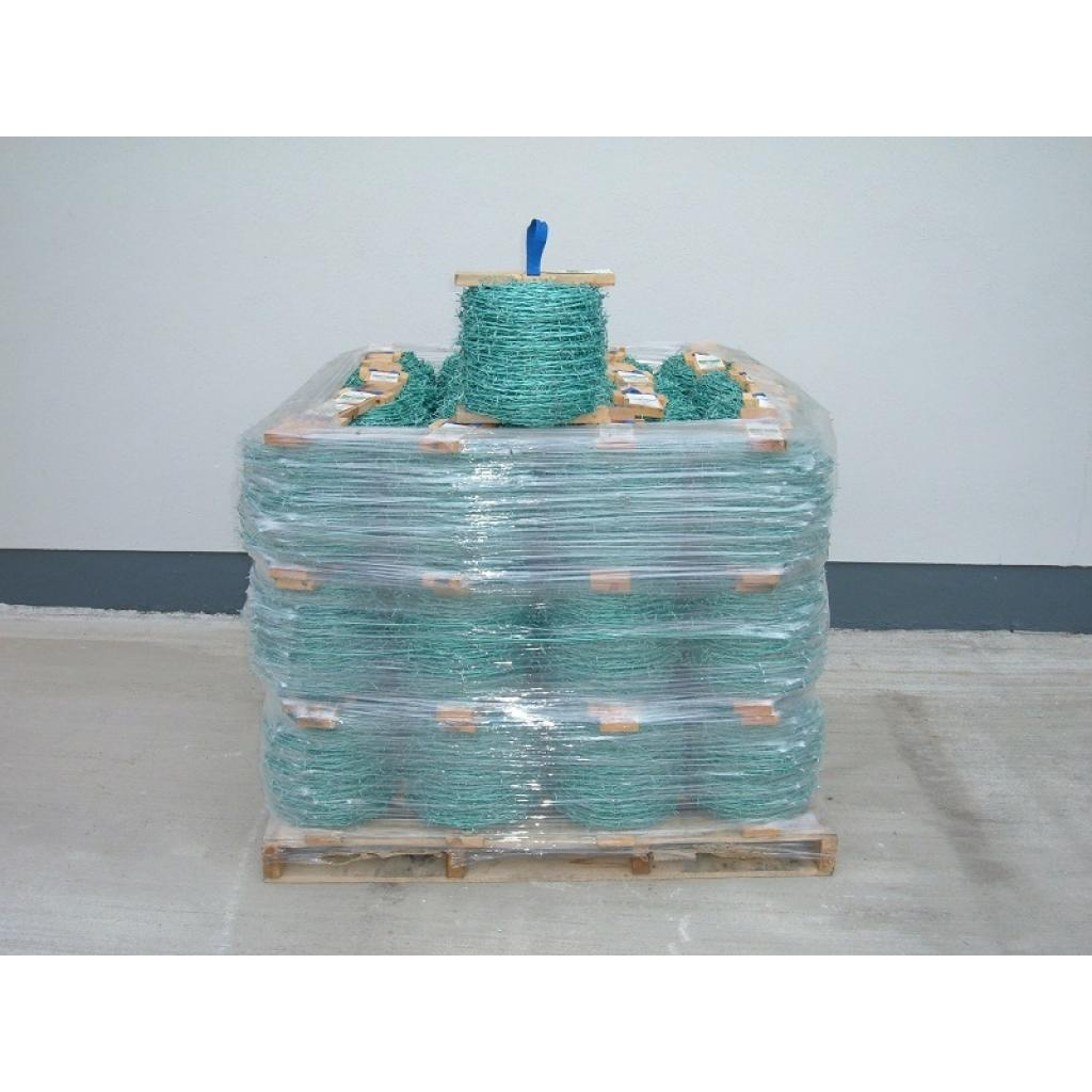 Green High Tensile Barb Wire, 200m roll - FARM RELIEF DONEGAL ...